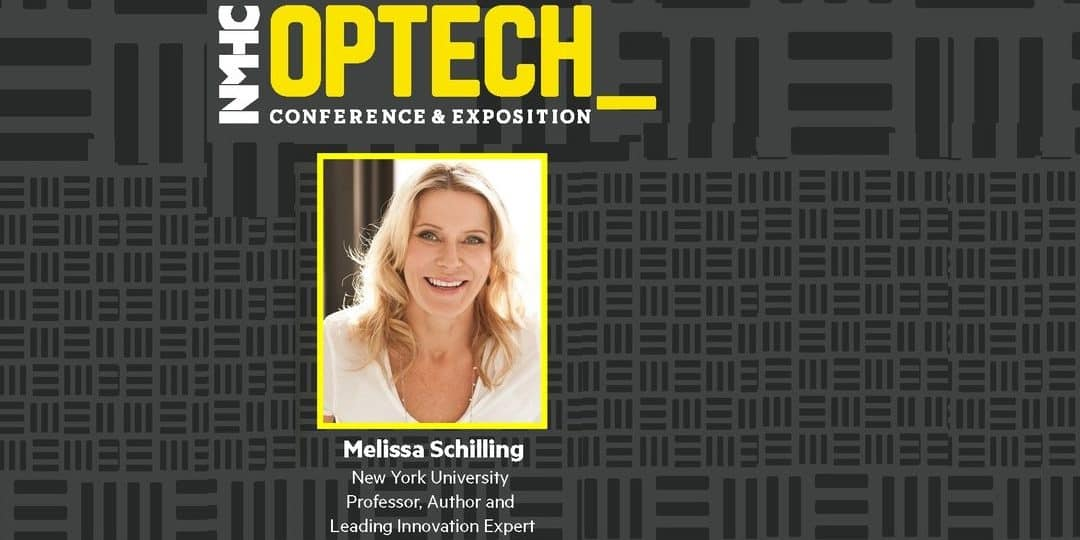 Join Respage and Other Innovators at OPTECH18 with Keynote Speaker Melissa Schilling