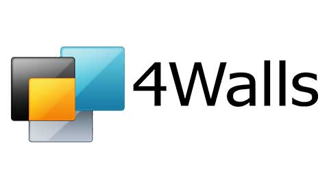 4 Walls Original Logo