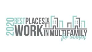 Best Places to Work in Multifamily for Women 2020