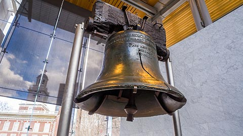 Photo of the Liberty Bell